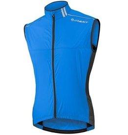 Giant Superlight Wind Vest Blue Lg