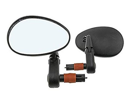 3D Mirror 3D-Bar End Mirror