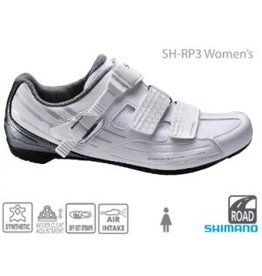 Shimano SH-RP300 W's ROAD SHOES SIZE 39 WHITE