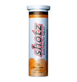 Shotz Sports Nutrition Shotz Orange Vanilla Electrolyte Tables - 13