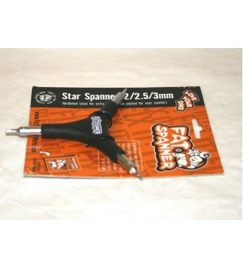 Fat Spanner Tools