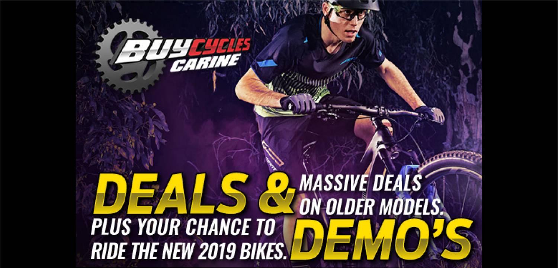 deals and demos