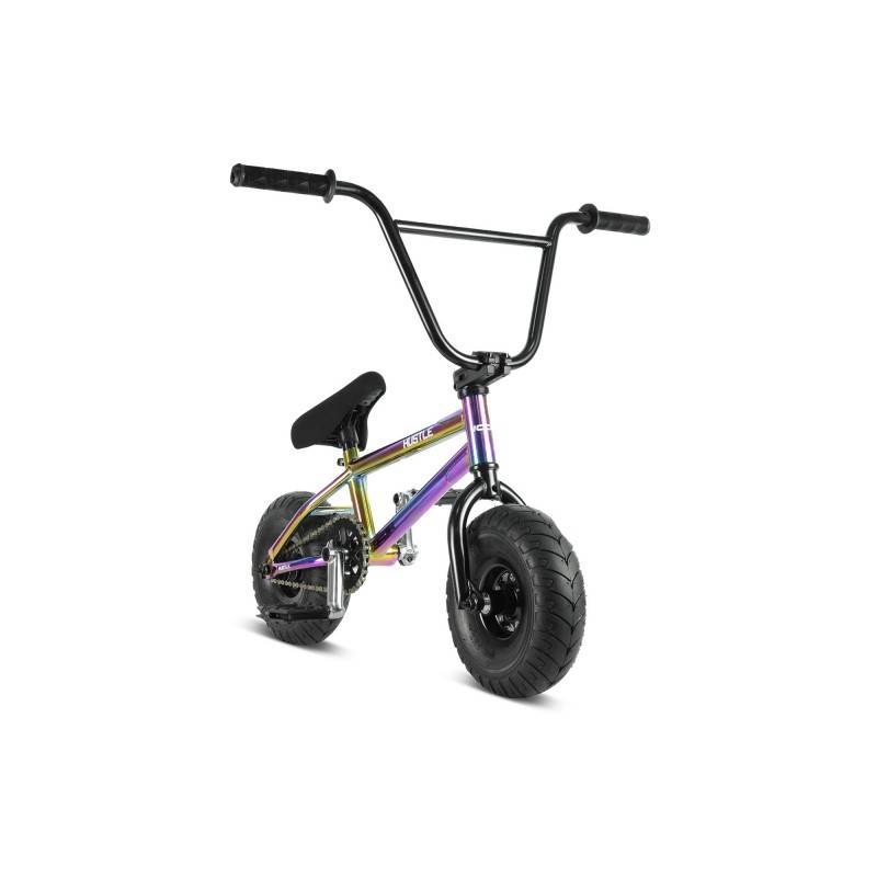 XDS Hustle Mini BMX Oil Slick