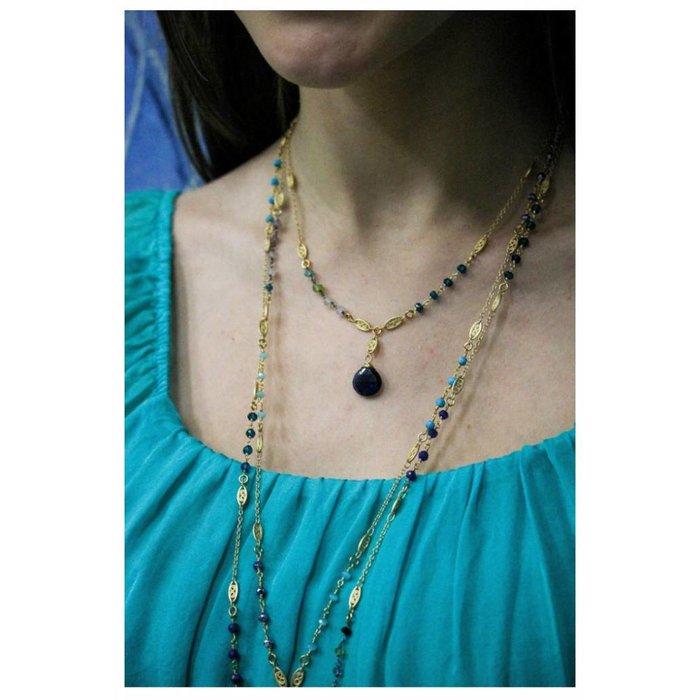 Emeline Short Necklace--