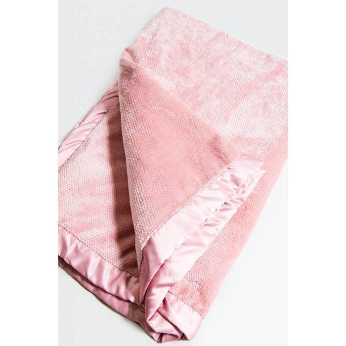 Blanket with Satin Edge