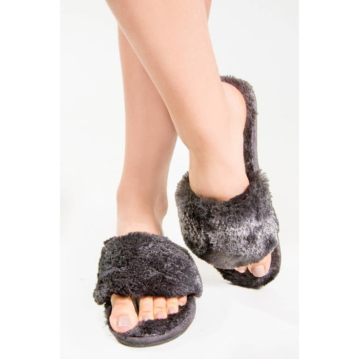 Fuzzy Slipper