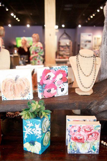 Stylish Times with Deanna Hamsley Artwork