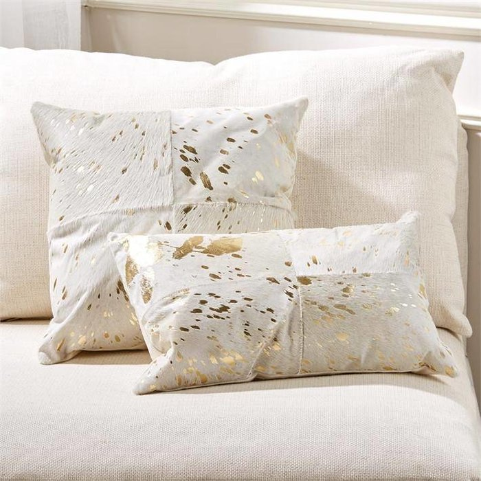 Large Cowhide Pillow