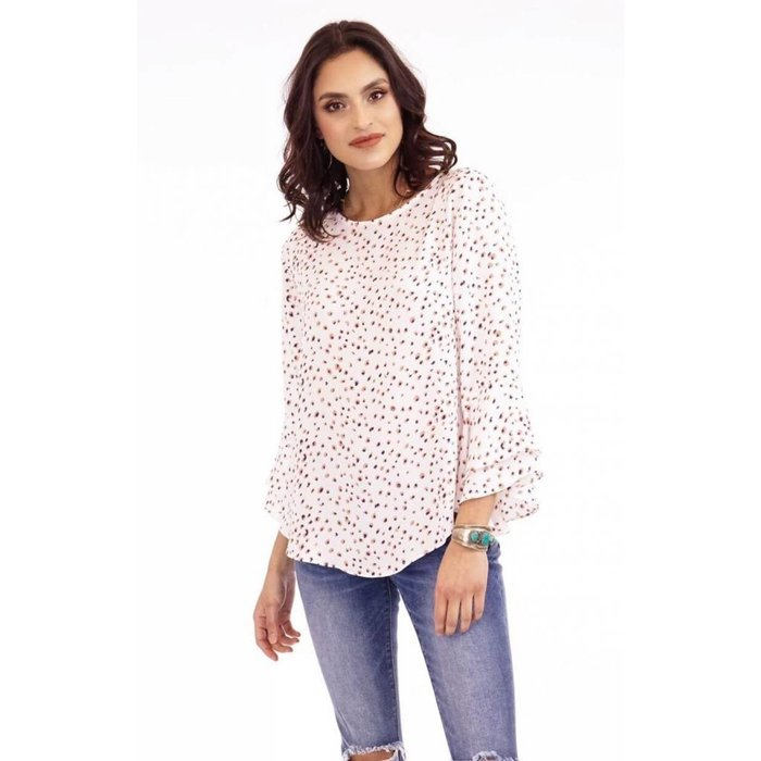 Double Bell Blouse