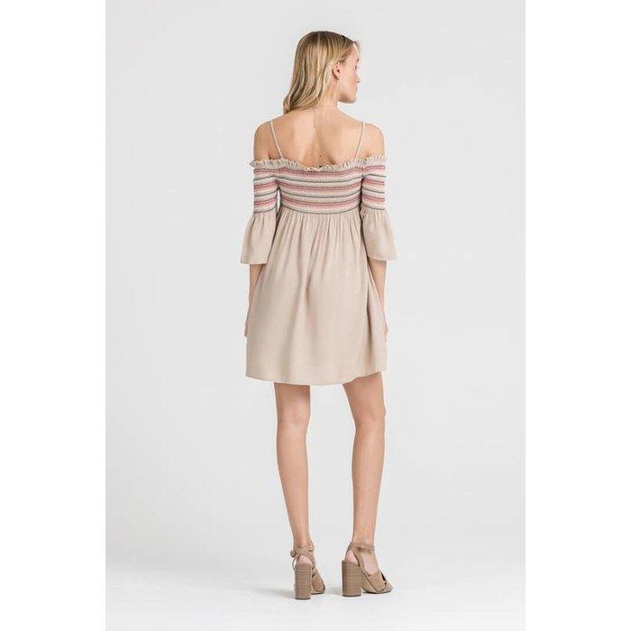 Smocked Top Dress