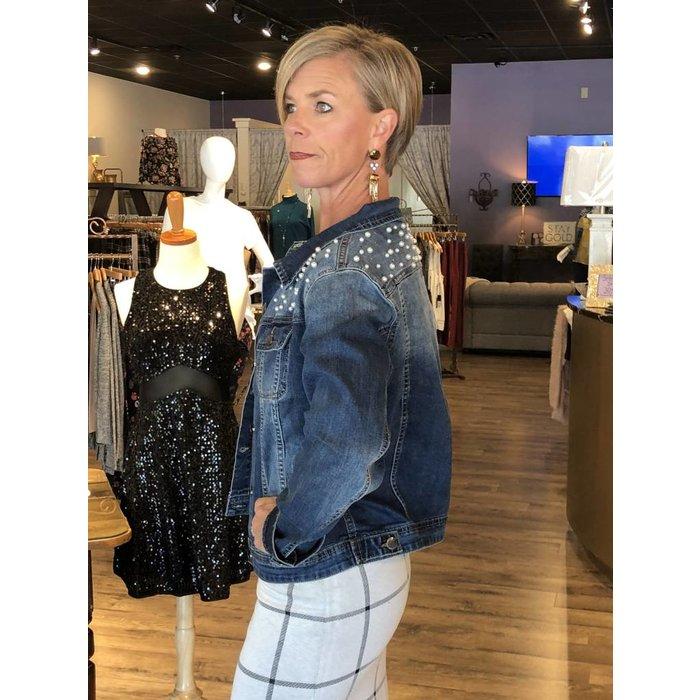 Lola Gabriella Pearl Jacket