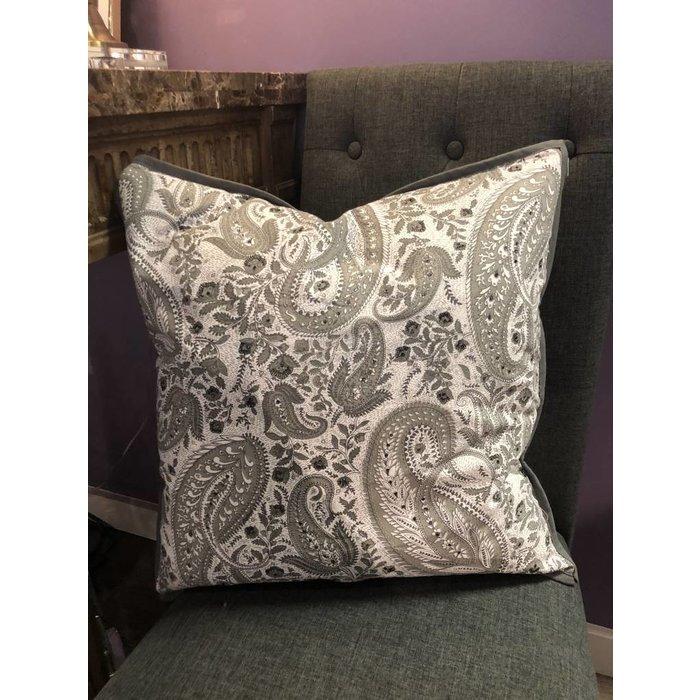 Pomeroy Paisley Pillow