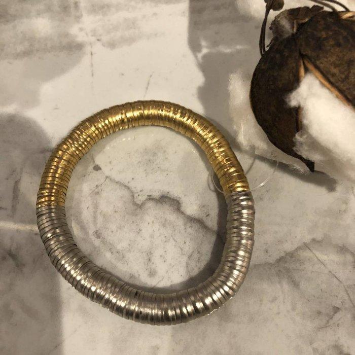 Eva Bracelet Gold and Silver