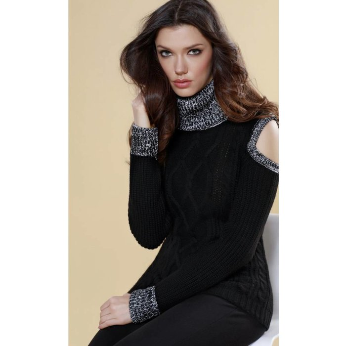 Arabella Cable Sweater