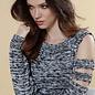 Tatiana Tweed Sweater