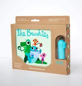 The Brushies Willa the Whale and the Brushies Book
