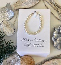 Infant Freshwater Pearls Bracelet