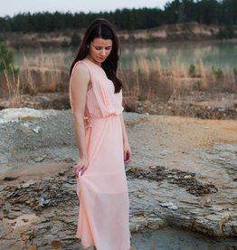 Gilli Chiffon Midi Dress