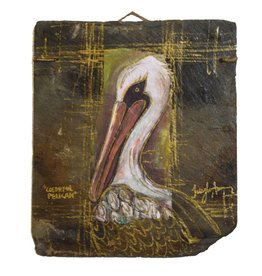NOLA SLATE New Orleans Roofing Slate - Colorful  Pelican