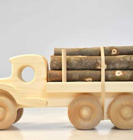 My Little Logger Handmade Truck
