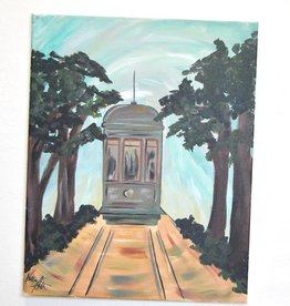 A Painter's Soiree - NOLA Streetcar