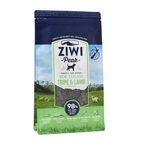 "Ziwipeak Ziwipeak-Air Dried Dog Food ""Tripe & Lamb"""
