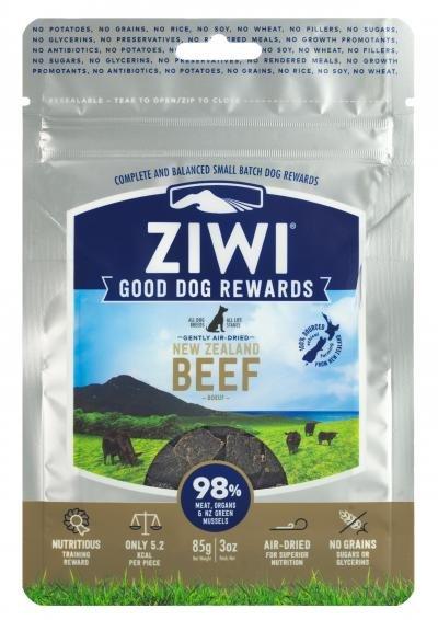 Ziwipeak Ziwipeak-Good Dog Rewards treats