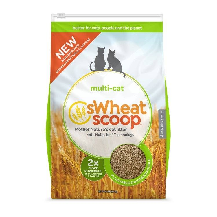 Swheat Scoop sWheat scoop Cat Litter-Multi Cat
