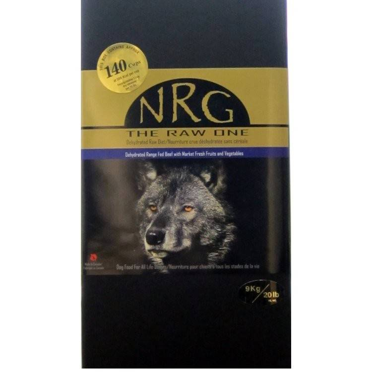 NRG Pet Products NRG-Raw One 9KG