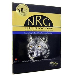 NRG Pet Products NRG-Raw One 4.5KG