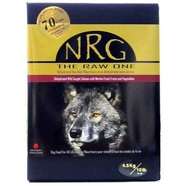 NRG Pet Products NRG-Raw One 4.5KG