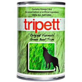 Tripett Tripett-Canned Dog Food 396g