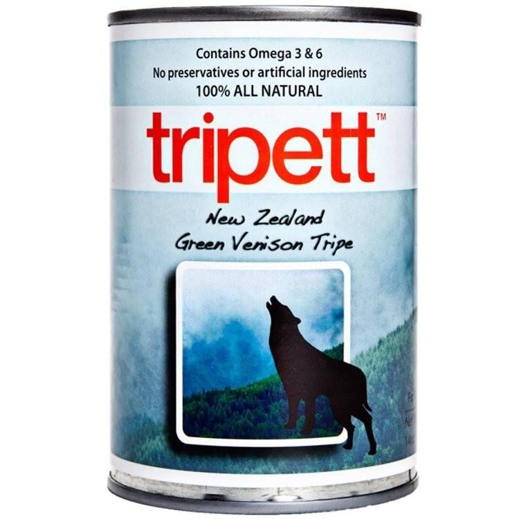 Tripett Tripett-Canned Dog Food 396g