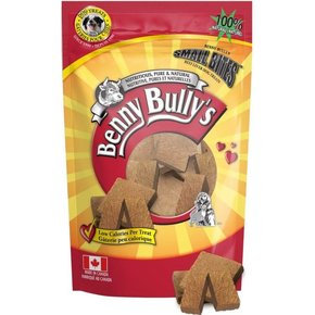Benny Bully's Benny Bully's-Liver Chops SM bites 260g