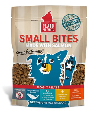 Plato Pet Treats Plato- Small Bites 300g