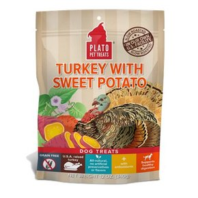 Plato Pet Treats Plato-EOS Grain Free Treats 340g