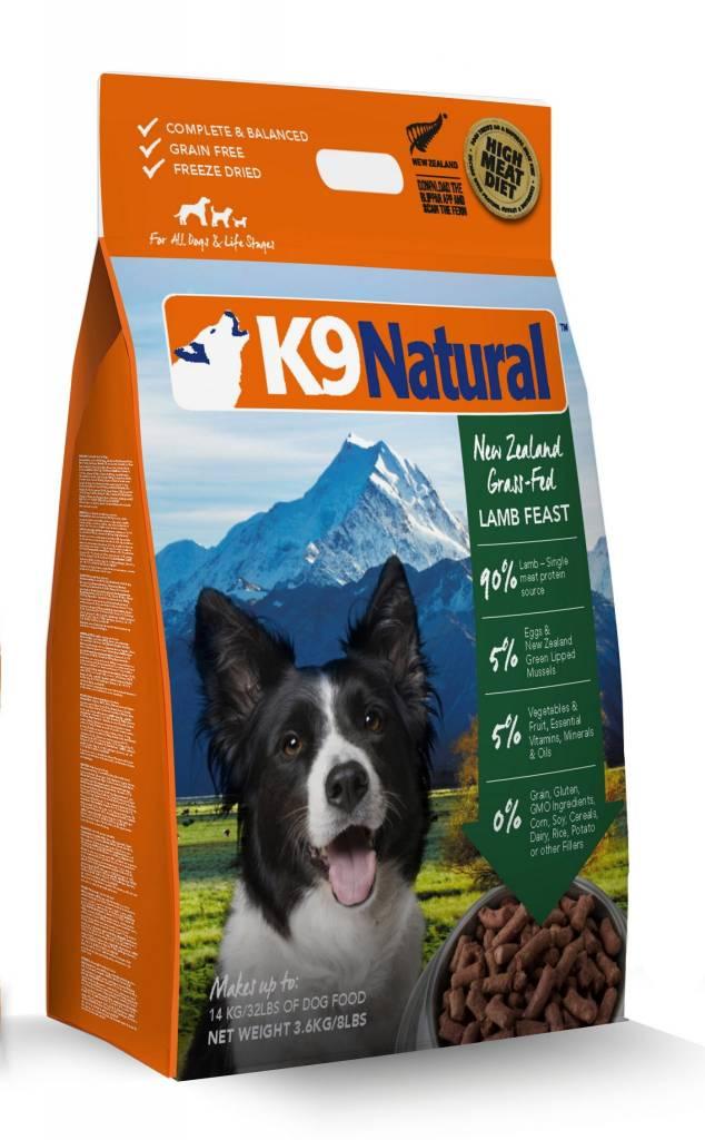 K9 Natural K9 Natural Freeze Dried Dog Food 8lb