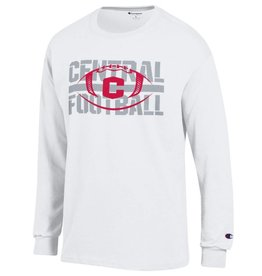 CHAMP Champion Football Tee Long Sleeve