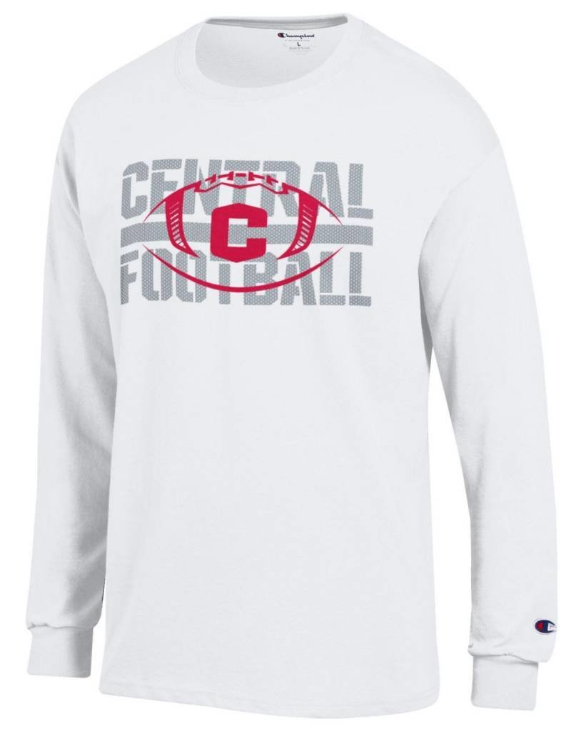 CHAMP Champion Football Tee Long Sleeve