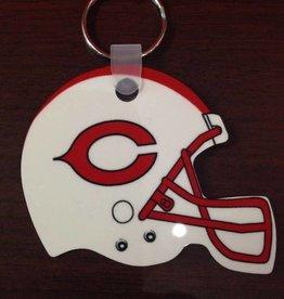 MCM MCM Keychain Football Helmet