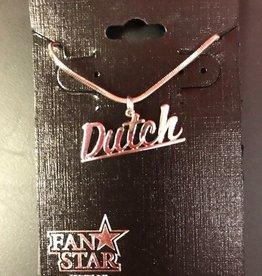 FANST Fanstar Necklace Dutch
