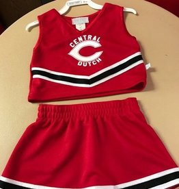TSTRE Third Street Cheer Dress 2pc