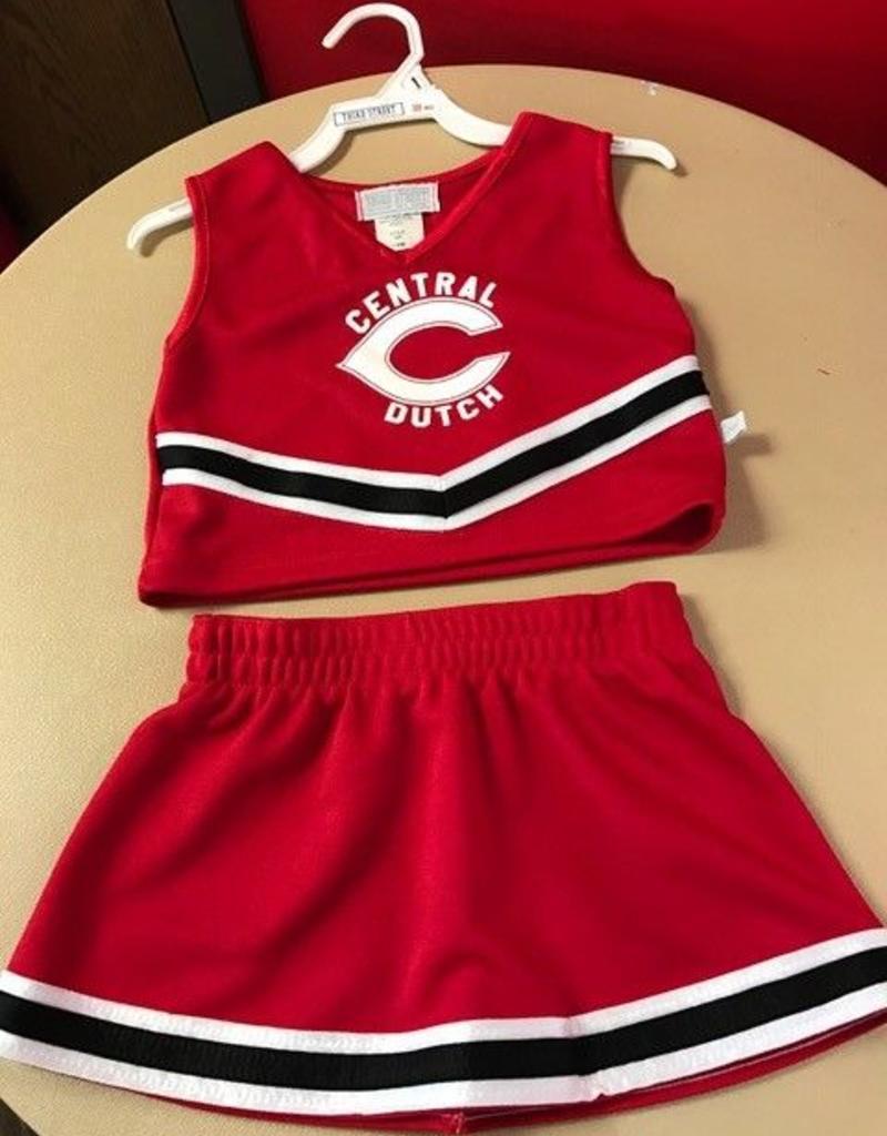 TSTRE Third Street Cheer Dress 2pc