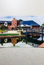 PHOTO Photographx Postcard Maytag/Bridge
