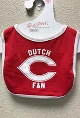 TSTRE Third Street Bib Red Dutch Fan