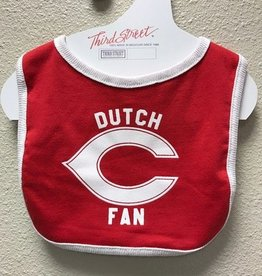 TSTRE Third Street Bib Red Dutch Fan