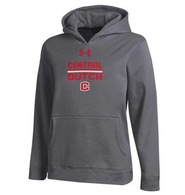 UA Youth Fleece 2.0 Hood