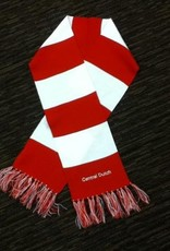 IG IG Scarf Red White