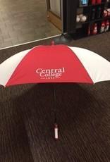KASA Kasa Golf umbrella red/white