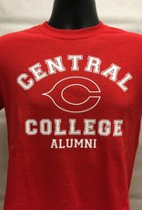 GE GE Central College Red T - Alumni